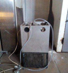 охладитель и краны