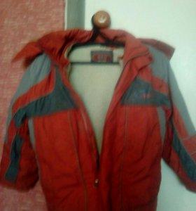Куртка для мальчика 7 - 10 лет