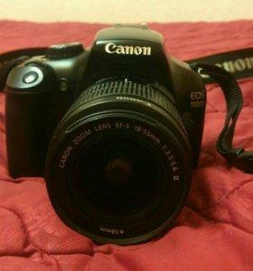 Фотоаппарат Canon 1100d kit 18-55