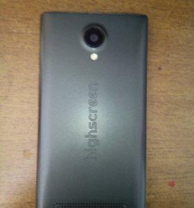 Телефон highscreen Zera F
