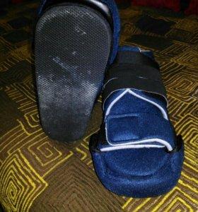 Ортопедическая обувь(баруко)