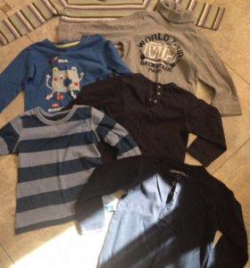 Одежда пакет на мальчика р.92