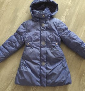 Утеплённая куртка