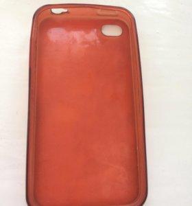 Чехол на iPhone 4,4s.
