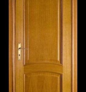 Дверь межкомнатная с коробкой и обналичкой