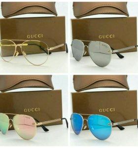 Солнцезащитные очки GUCCI!Акция!