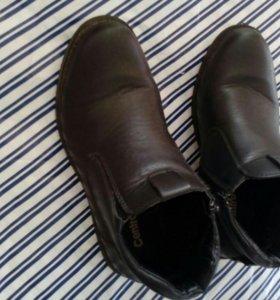 Ботинки 36 р весна