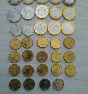 Монеты БИМ,ГВС