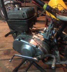 двигатель минск 125