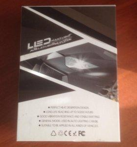Led лампочки белого свечения HB-4