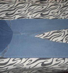 джинсы для будущей мамы.