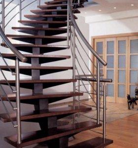 Лестницы на любой вкус и кошелек