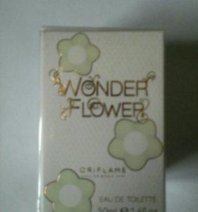 Туалетная вода wonder flower 50ml.