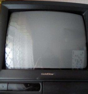 Телевизор GoldStar 37 см