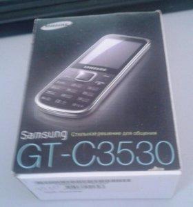 Коробка для телефона samsung gt c3530