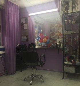 Сдаю места парикмахера!