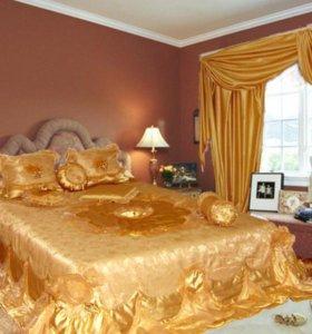 Комплект для спальни из 12 предметов