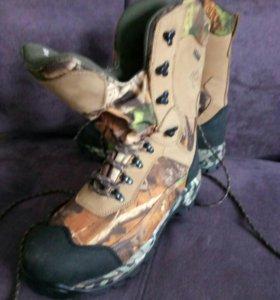 Ботинки охотничьи