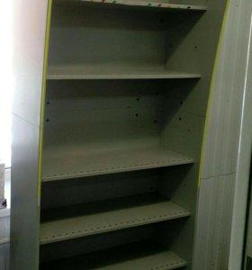 Шкаф 6 полок в нормальном состоянии