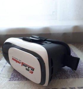 Очки виртуаьной реальности