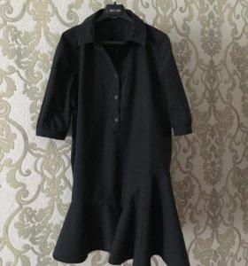 Платье- рубашка 46-48 размер