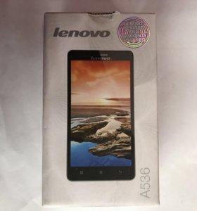 Lenovo A563 black