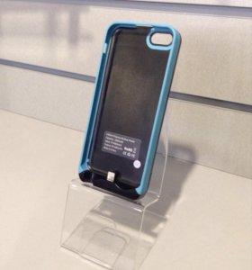 Чехол повер банк м16 iPhone 5, 5s, 5c