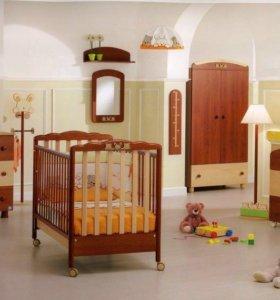 Детская комната Pali Amour