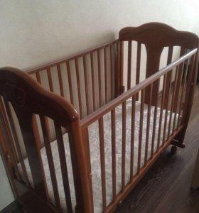 Кроватка детская «Гандылян»