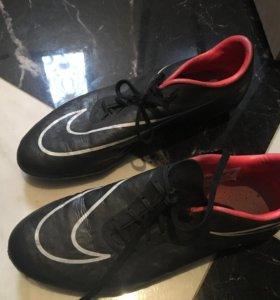 Бутсы Nike 39 размер