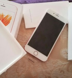 Новый iphone 6s. 16gb, rfb оригинал