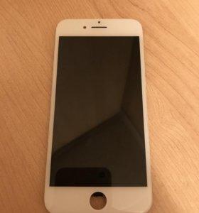 Экран iphone 7 не оригинал