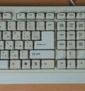 Клавиатура и мышь Genius