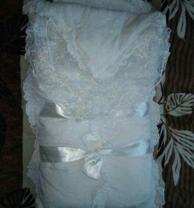 Конверт, одеяло на выписку
