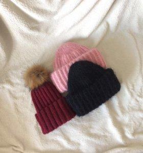 Мохеровые шапки