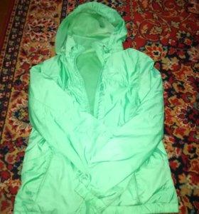Весенняя куртка Demix
