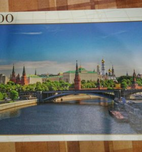 Пазл 1500 шт. Москва. Кремль