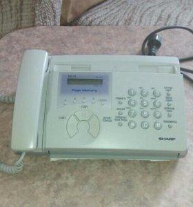 Факсимильный аппарат ищет свой дом:)