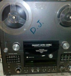 Магнитофон олимп 005с