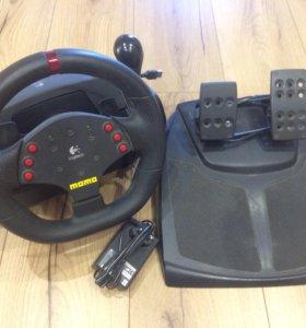Игровой руль (комплект)