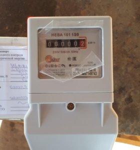 Счетчик электроэнергии НЕВА 101 1S0