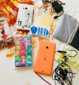 Смартфон Nokia Lumia 535