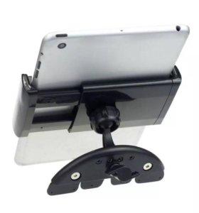 Держатель для телефона/планшета в дисковод