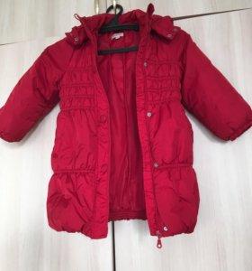 Куртка детская.Весна-осень