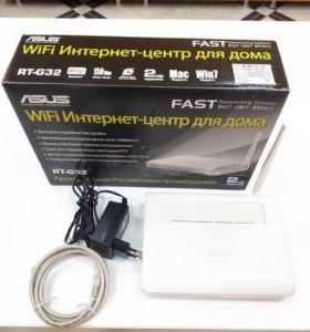 WiFI роутер asus Asus Rt-G32