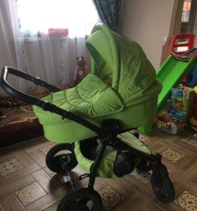 Детская коляска zippy sport 2 в 1