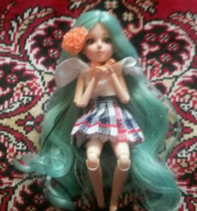 Кукла MMgirl