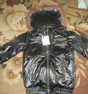 Куртка демисезонная Тимко на рост 152см