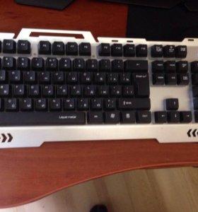 Клавиатура для компьютера с подцветкой