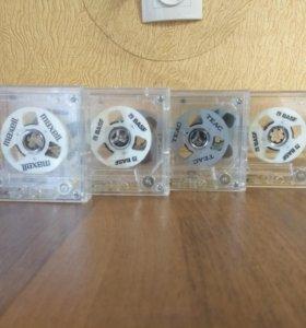 кассеты с бобинками